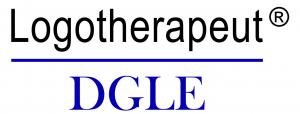 Logotherapeut DGLE europäisches Markenzeichen